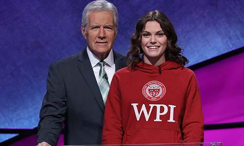 WPI student on Jeopardy