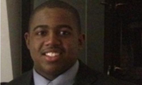 Antoine Crews - first gen graduate of WPI