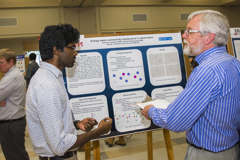 Graduate Research presentation