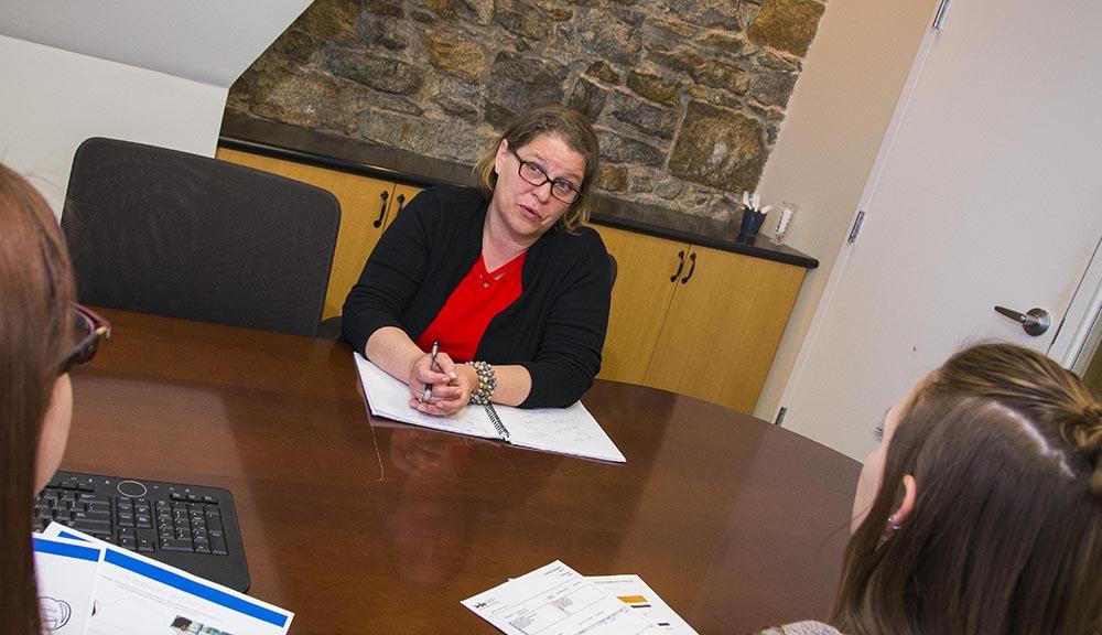 WPI Title IX coordinator