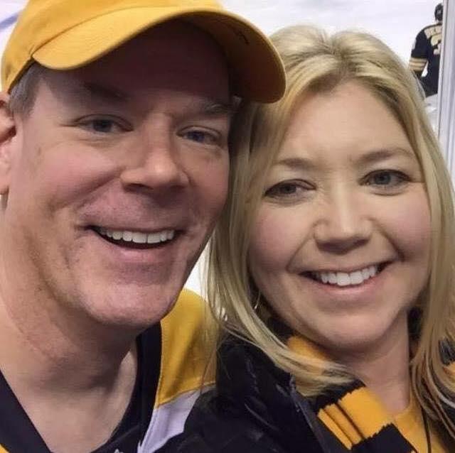 Sheryl and John Powers