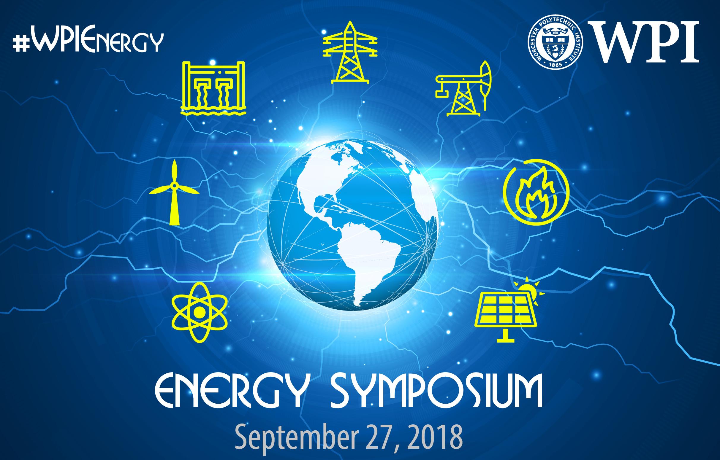 wpi s 8th annual energy symposium events calendar news wpi