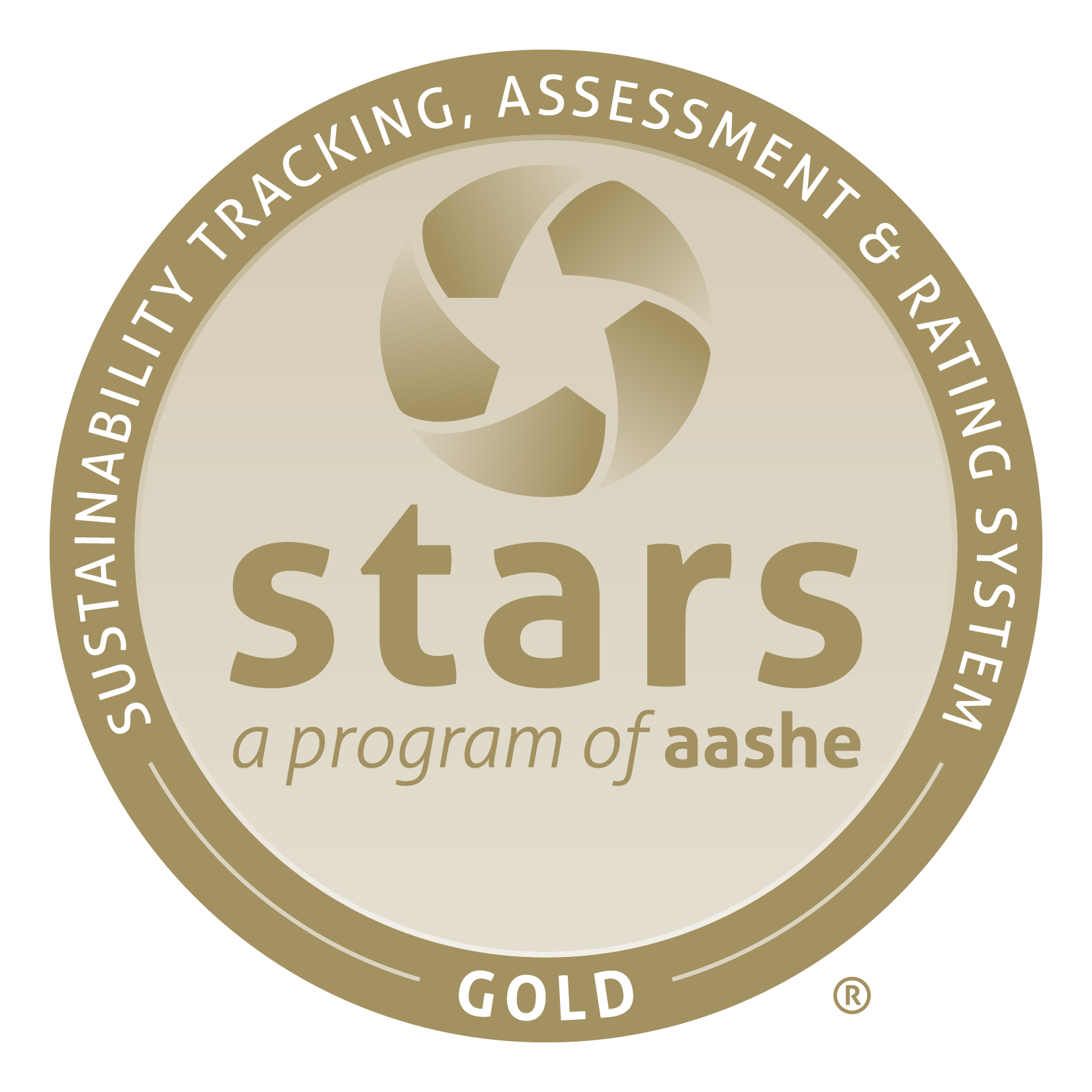 AASHE STARS Gold alt