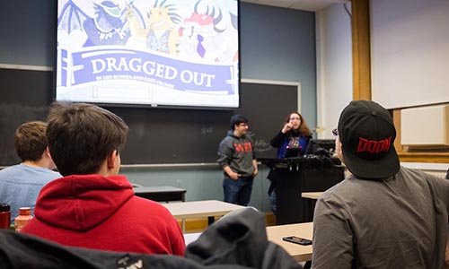 WPI Diversity in Games Club