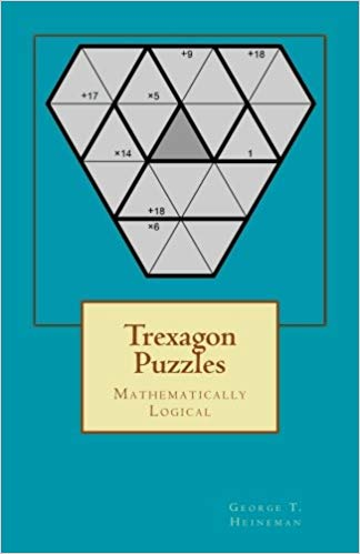 Cover image of Trexagon Puzzles: Mathematically Logical