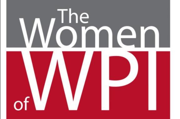 The Women of WPI Logo