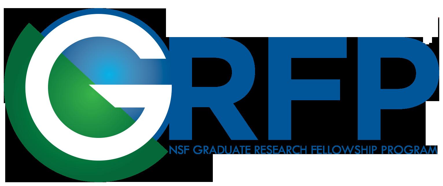 Logo for NSF GRFP