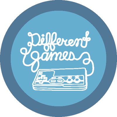 different games logo