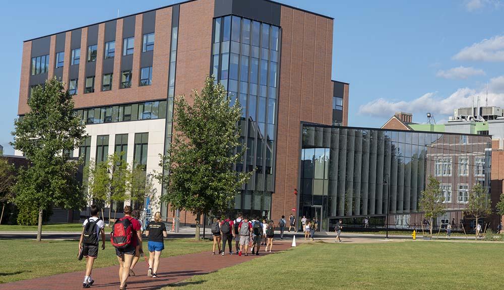 Foisie Building at WPI