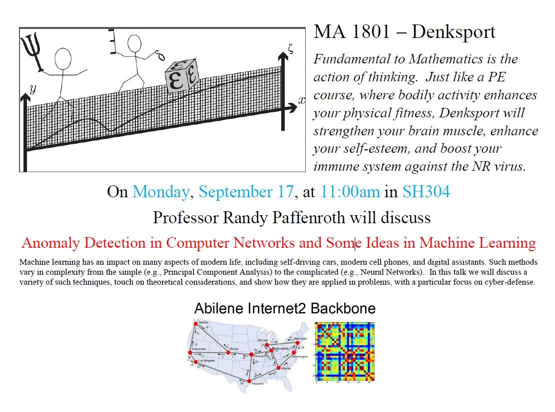 MA 1801 - Denksport September 17