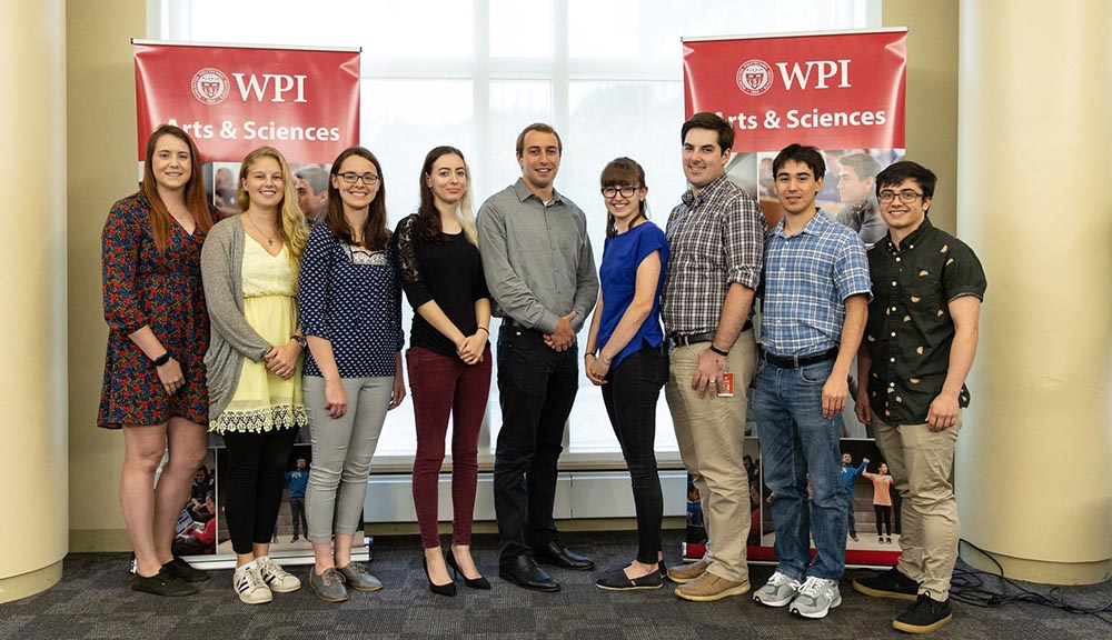 WPI Arts and Sciences Week
