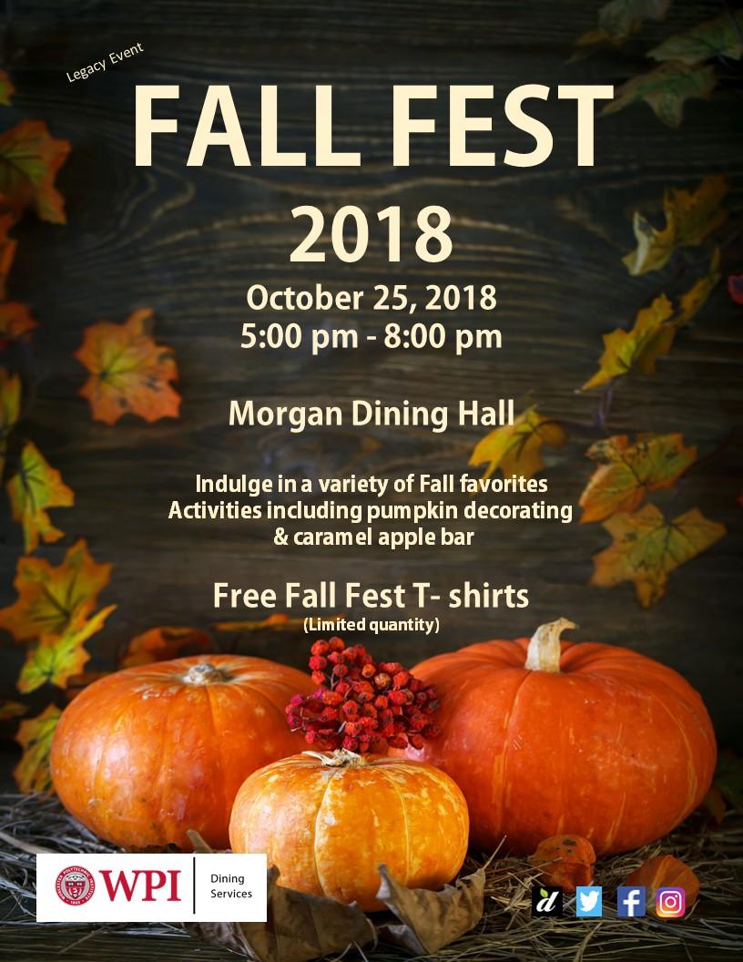Fall Fest 2018