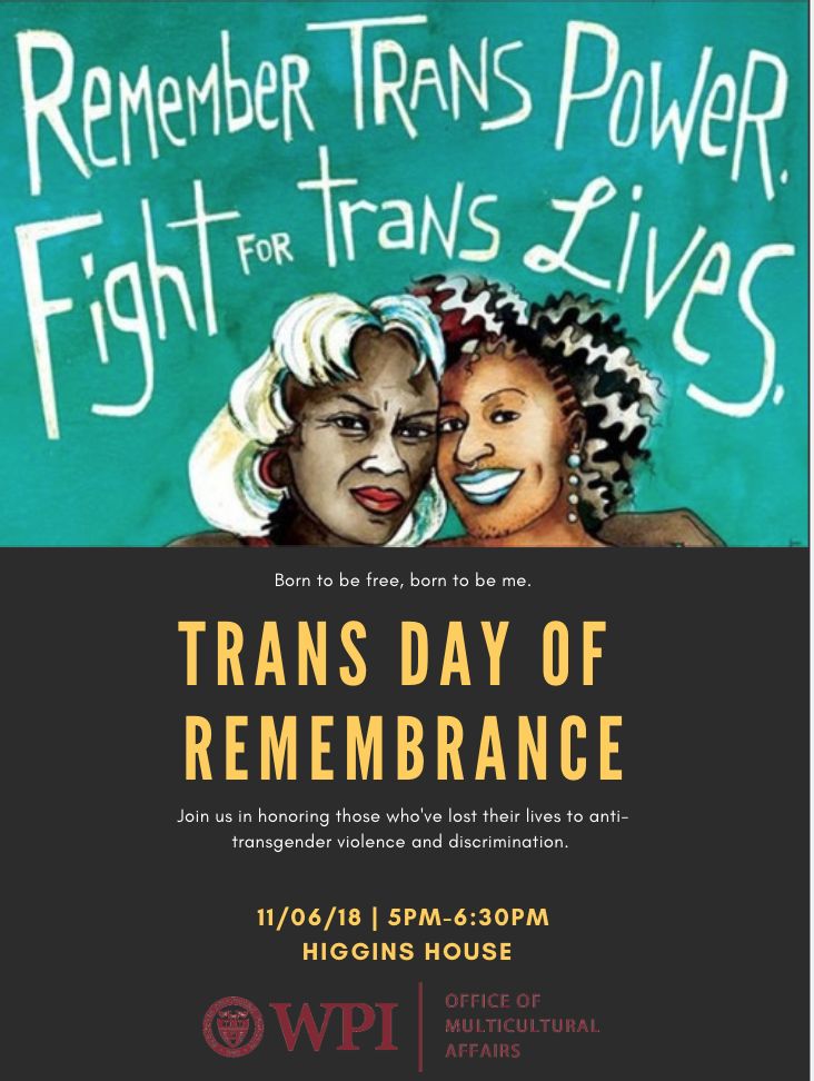 2018-Trans Day of Remembrance