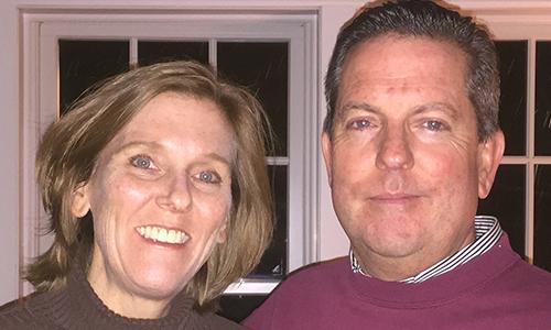 Lisa '84 and Chris Heyl '84