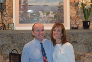 Kelly and George Moniz