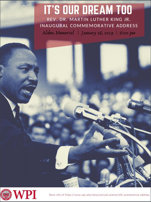 MLK Commemorative Address
