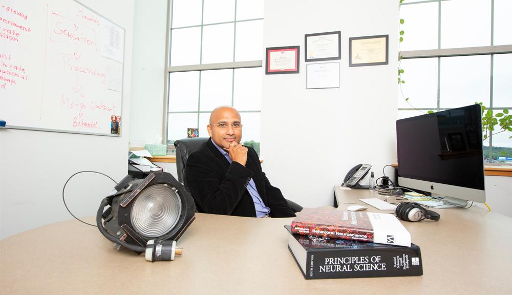 Faculty Snapshot: Jagan Srinivasan