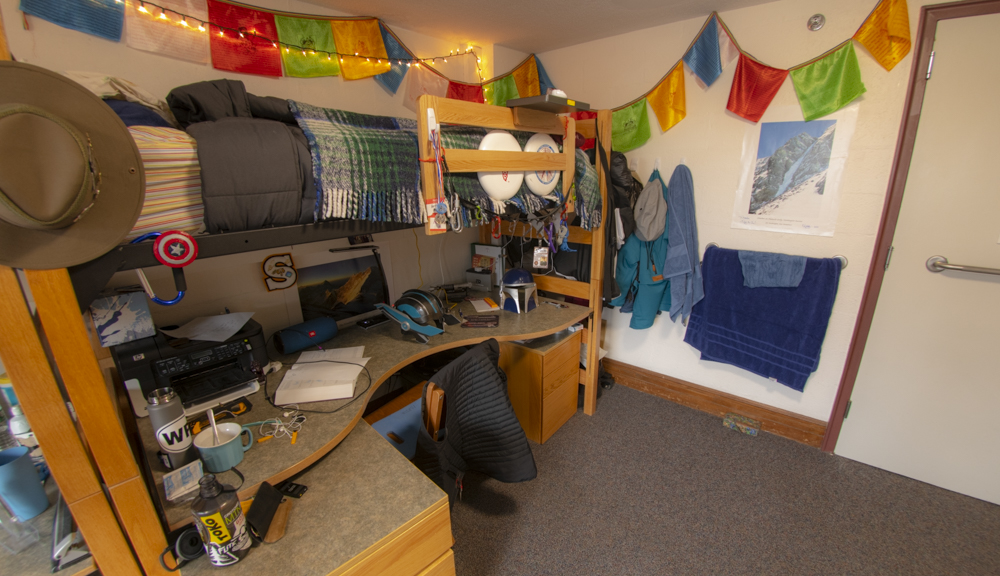 Photo of lofted bed in Morgan