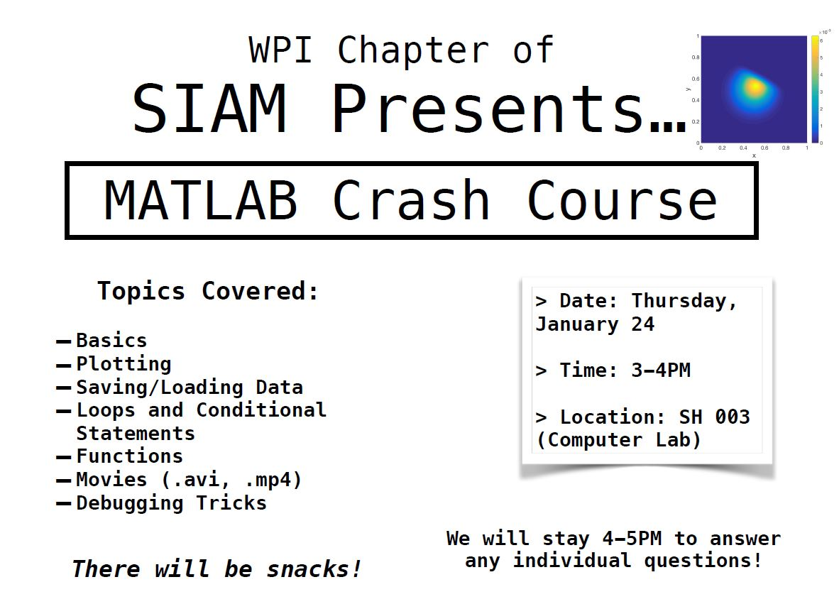 SIM MATLAB Crash Course