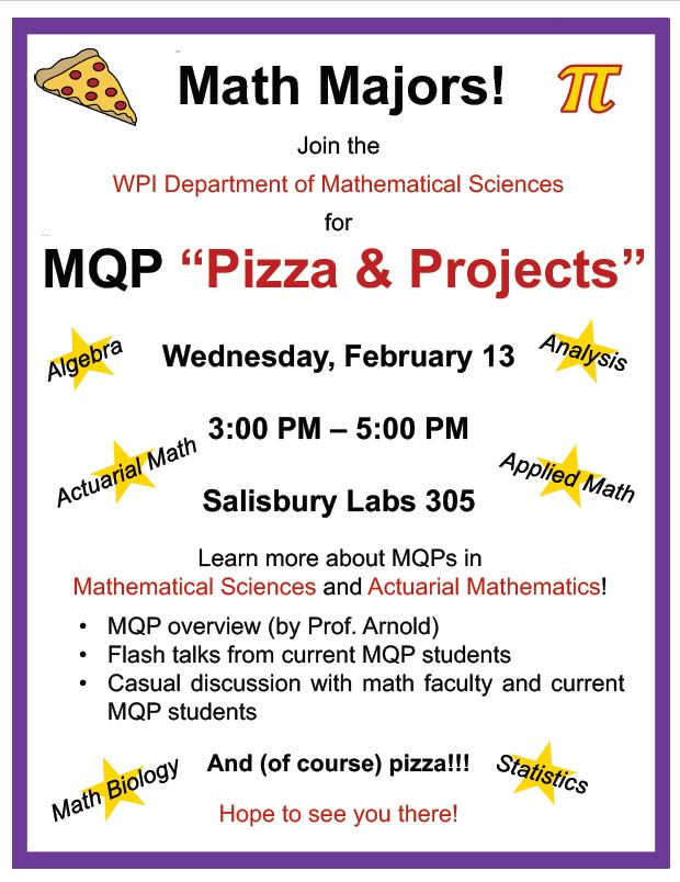 Pizza & Projects