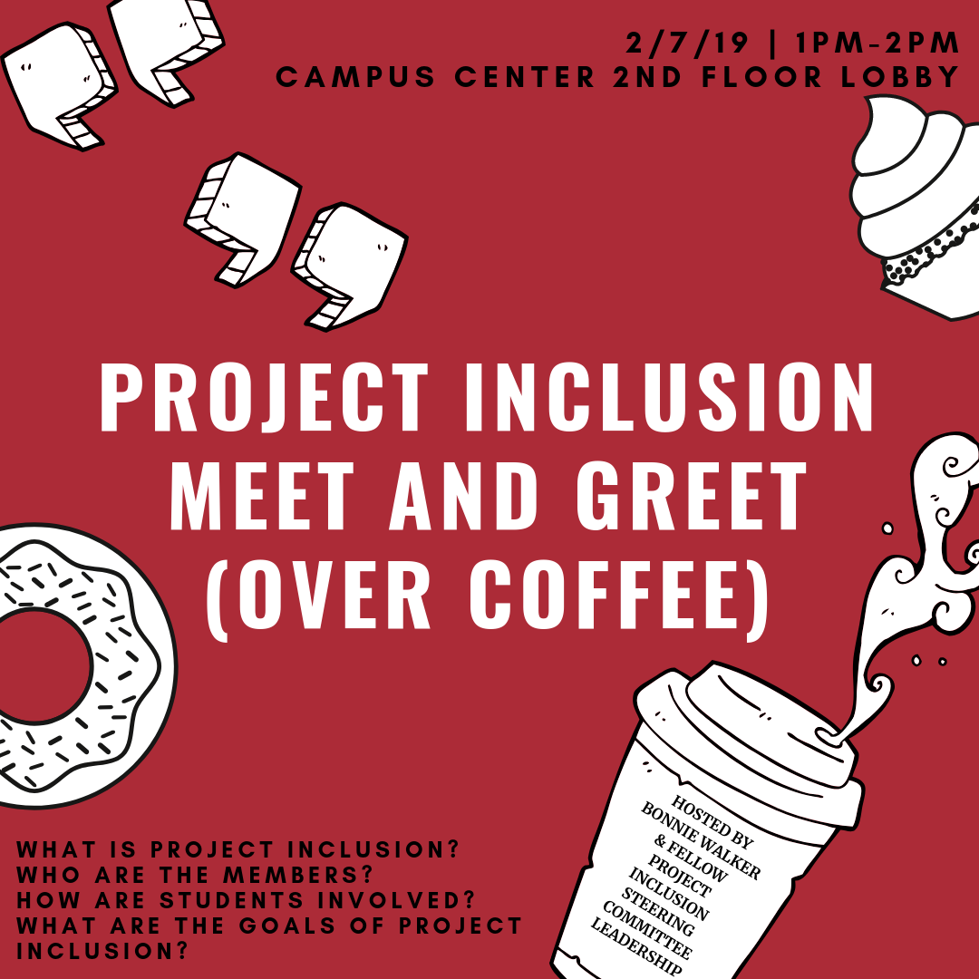 Project Inclusion Meet & Greet