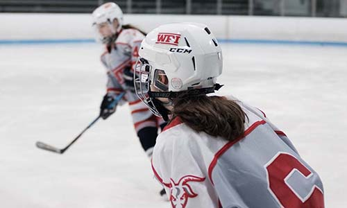 WPI women's ice hockey