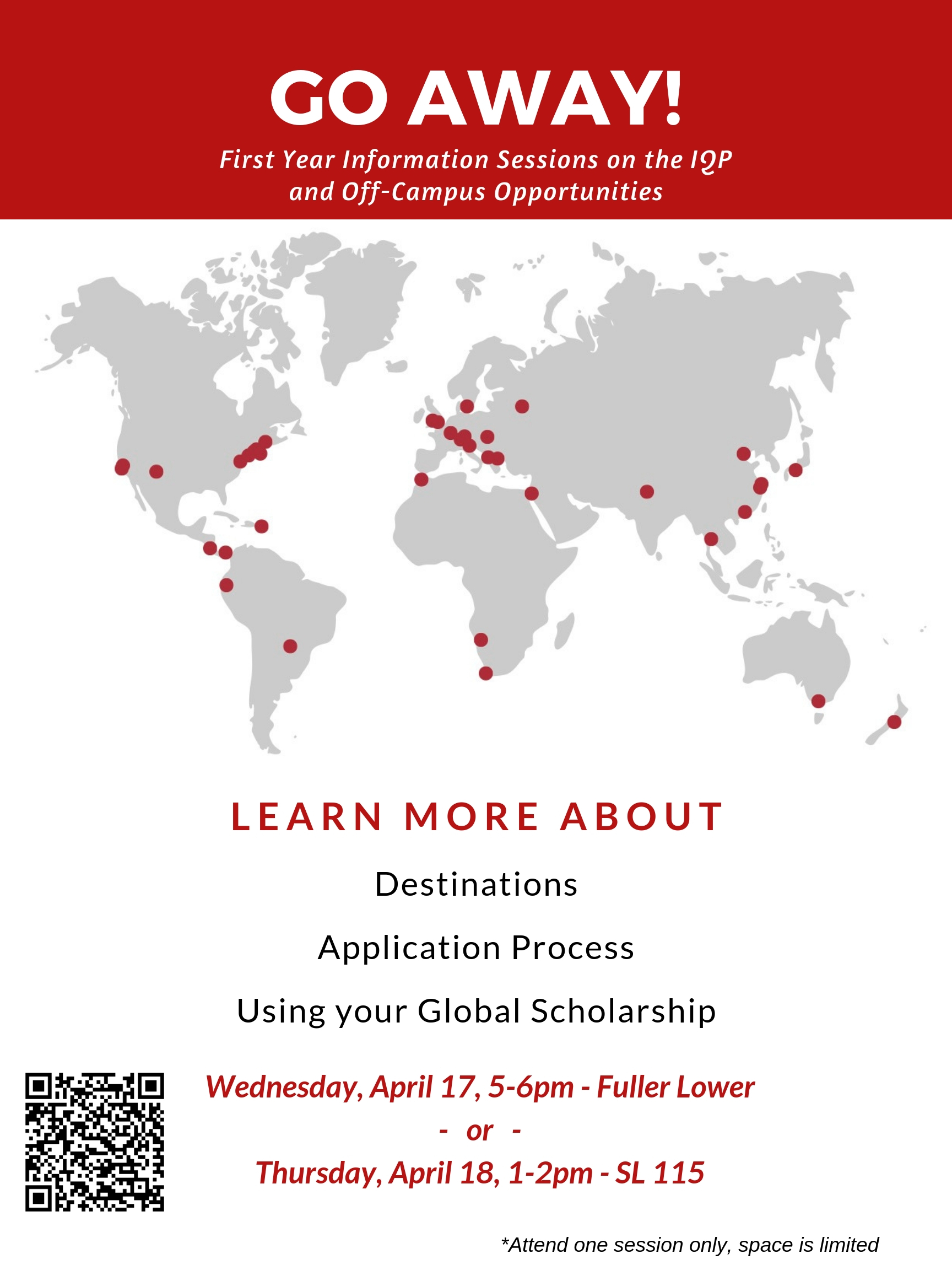 IQP Info Session