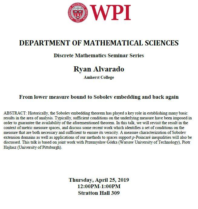 Ryan Alvarado Talk