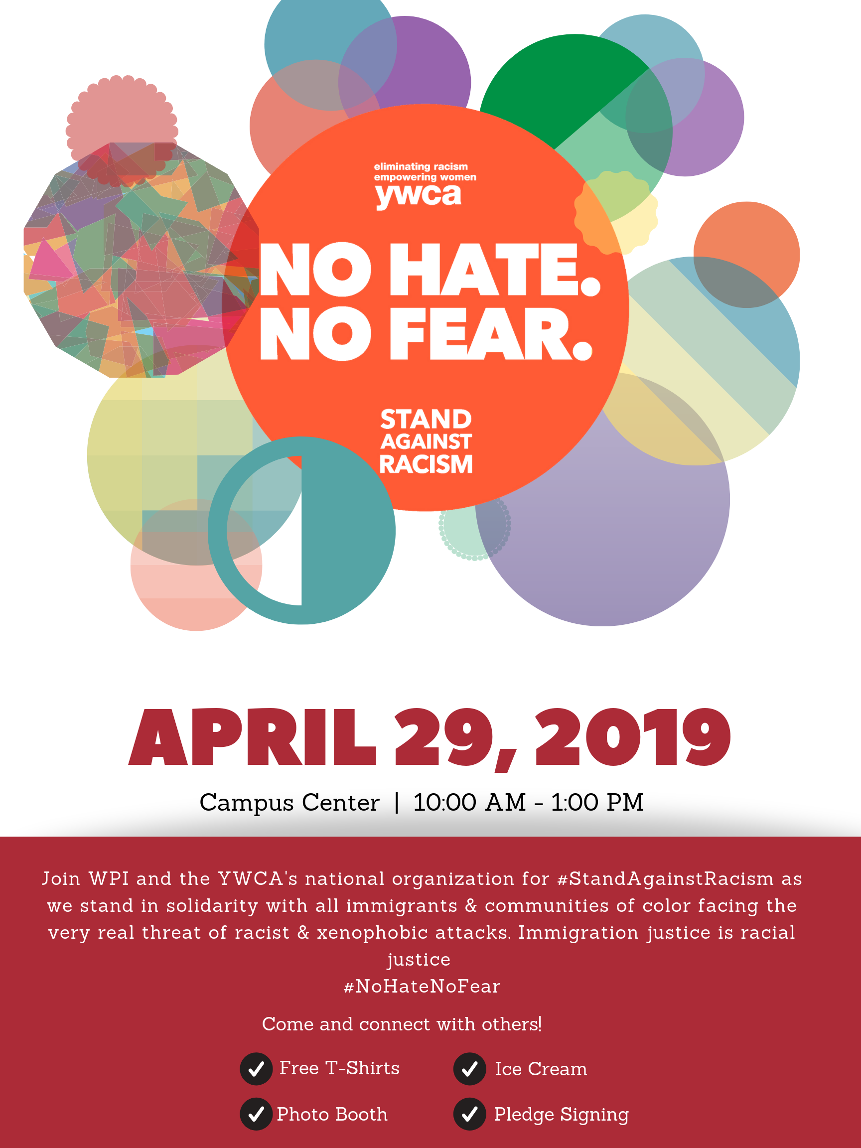 WPI Stand Against Racism