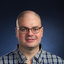 Michael Johnson headshot