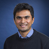 Pratap Rao headshot