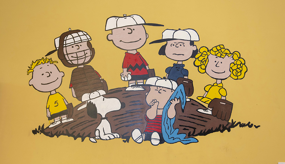 The Charlie Brown Peanut Gang