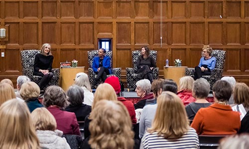 Women's Authors Evening Event at WPI