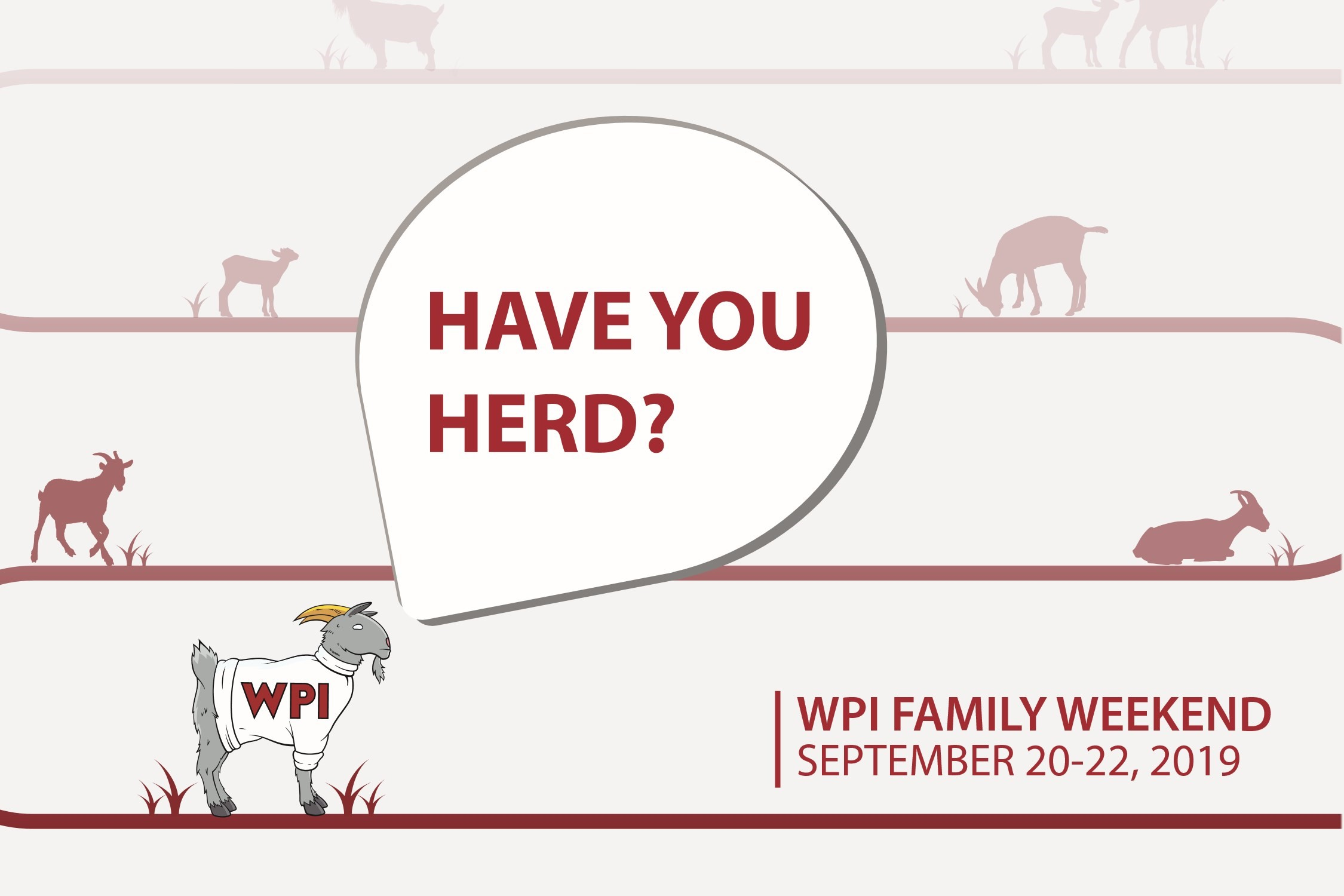 WPI Family Weekend