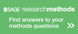 Sage Research Methods: Find answers to your methods questions