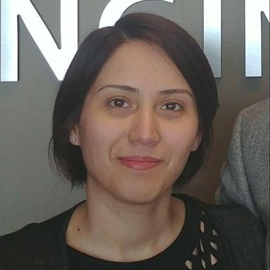 Nadia  Mofidi
