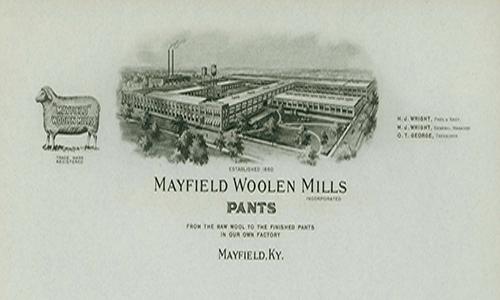 Woodbury Company Record