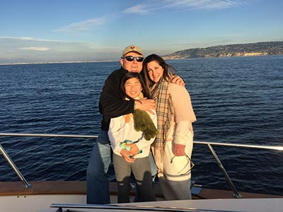 WPI donor family Bob Hart alt