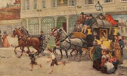 dickens illustration