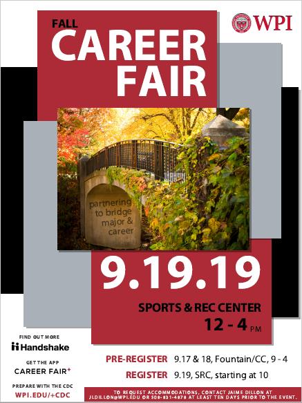 CDC Career Fair