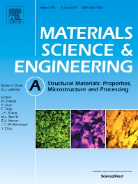 Materials Science & Engineering journal cover