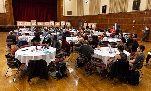 WPI social justice summit