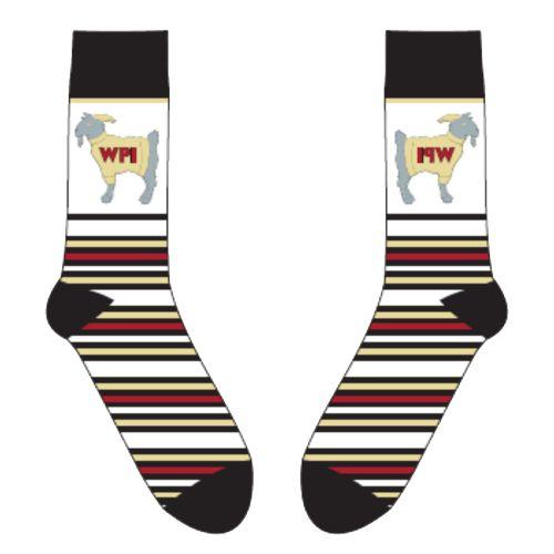 Gompei Socks Black