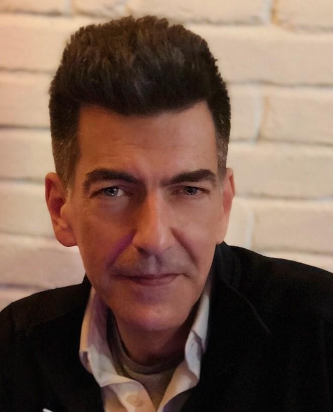 Photo of the author Marko B. Popovic