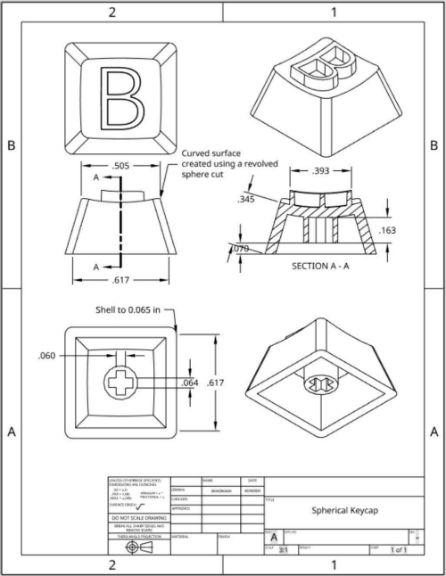 Keyboard Design Plan