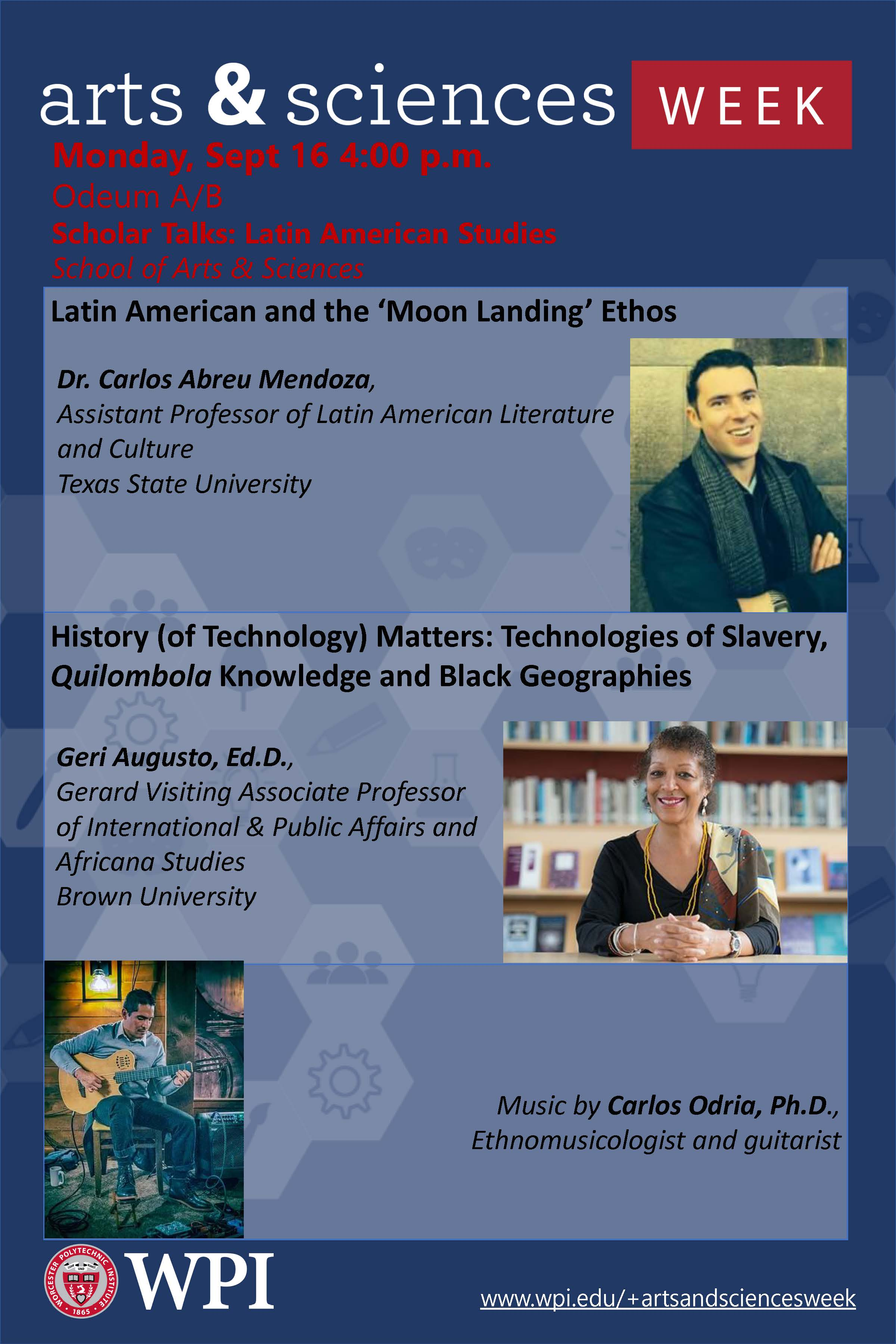 Latin American scholar talks
