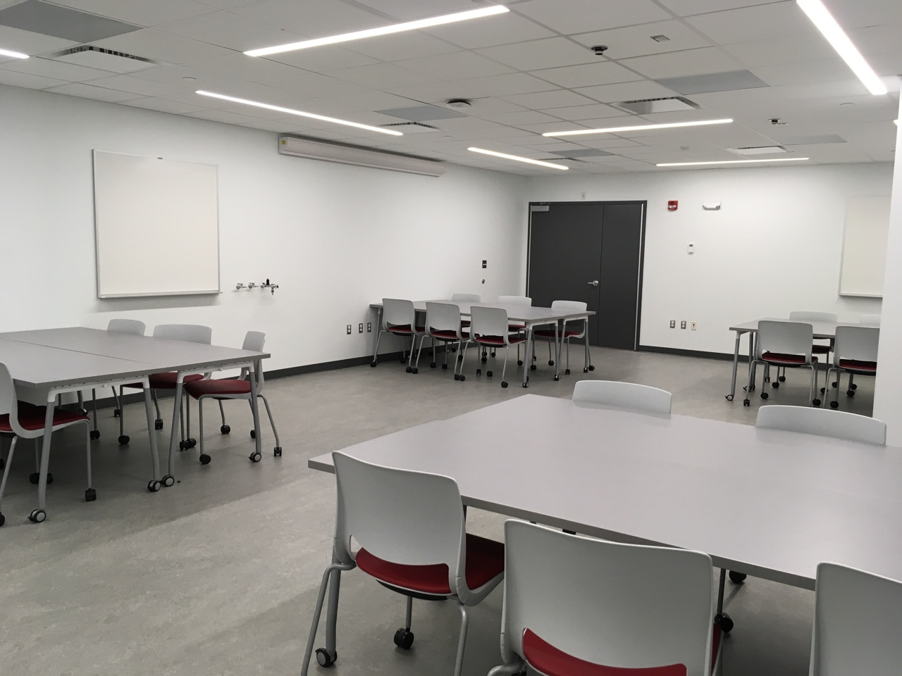 Teaching lab and classroom