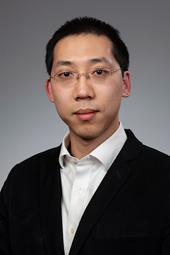 Seminar speaker, Leo Liu