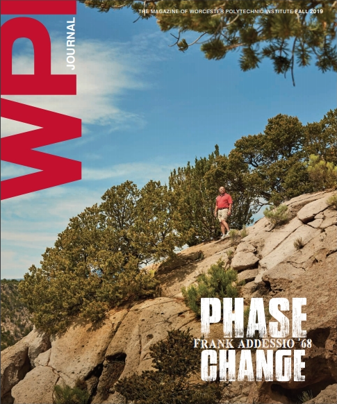 WPI Journal Fall 2019 Cover Page