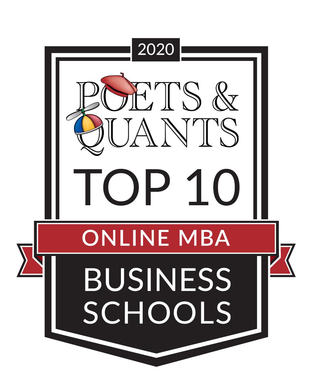 Top 10 Online MBA